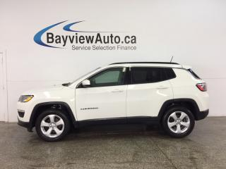Used 2018 Jeep Compass North - 4x4! ALLOYS! PUSH BUTTON START! U-CONNECT! for sale in Belleville, ON