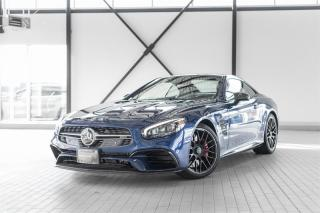 Used 2017 Mercedes-Benz SL 63 AMG Roadster for sale in Langley, BC
