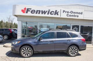 Used 2015 Subaru Outback 3.6R Limited at for sale in Sarnia, ON