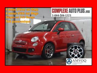Used 2013 Fiat 500 SPORT CUIR for sale in Saint-jerome, QC
