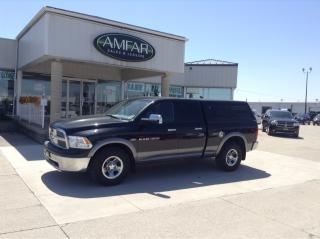 Used 2011 RAM 1500 4x4 / 4 DOOR / HEMI / NO PAYMENTS FOR 6 MONTHS !!! for sale in Tilbury, ON