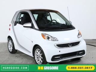 Used 2014 Smart fortwo PASSION A/C TOIT for sale in Saint-leonard, QC