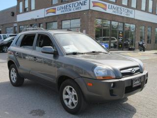 Used 2009 Hyundai Tucson GLS AWD V6 / ONE OWNER / ACCIDENT FREE for sale in Newmarket, ON