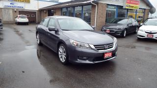 Used 2013 Honda Accord Touring/BACKUP CAMERA/IMMACULATE$12999 for sale in Brampton, ON