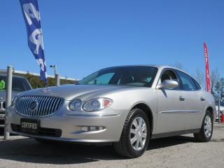 Used 2008 Buick Allure CX V6 / ACCIDENT FREE / LOW MILEAGE for sale in Newmarket, ON