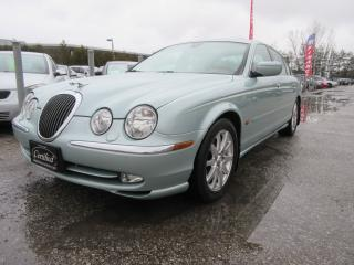 Used 2000 Jaguar S-Type 3.0L V6 / ONE OWNER / ACCIDENT FREE for sale in Newmarket, ON