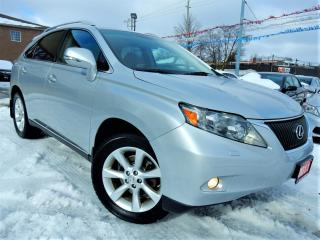 Used 2011 Lexus RX 350 AWD ULTRA PREMIUM | NAVIGATION.BACK UP CAMERA for sale in Kitchener, ON