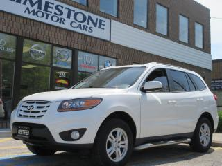 Used 2010 Hyundai Santa Fe GLS AWD / LOCAL VEHICLE / ACCIDENT FREE for sale in Newmarket, ON
