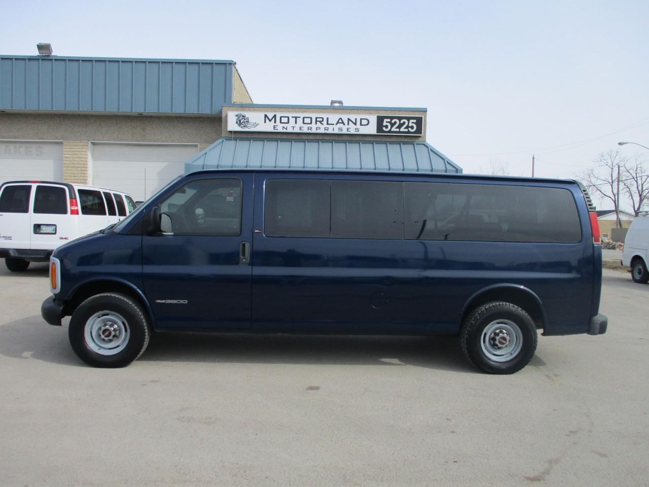 2001 GMC Savana 3500