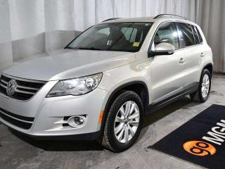Used 2009 Volkswagen Tiguan 2.0T Comfortline 4dr All-wheel Drive 4MOTION for sale in Red Deer, AB
