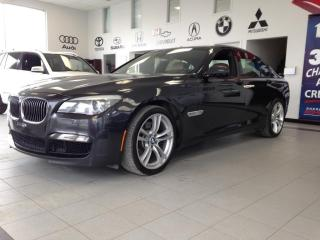 Used 2012 BMW 7 Series MPACKAGE / FULL /CUIR / TOIT for sale in Sherbrooke, QC