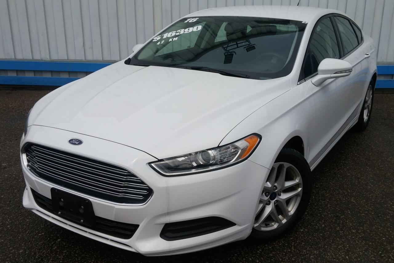 2016 Ford Fusion SE *BLUETOOTH*