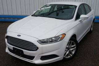 Used 2016 Ford Fusion SE *BLUETOOTH* for sale in Kitchener, ON