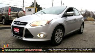 Used 2012 Ford Focus SE|NO ACCIDENT|HEATED SEATS|CERTIFIED for sale in Oakville, ON