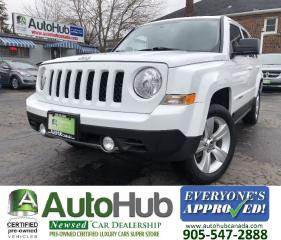 Used 2012 Jeep Patriot Limited LIMITED-4X4-LEATHER-MINT CONDITION-HEATED SEATS for sale in Hamilton, ON