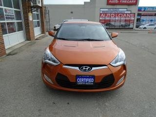 Used 2014 Hyundai Veloster for sale in Scarborough, ON