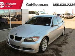 Used 2007 BMW 328 AWD, SUNROOF, LEATHER! for sale in Edmonton, AB