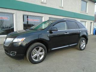 Used 2013 Lincoln MKX Traction intégrale, 4 portes for sale in Saint-jerome, QC