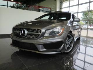 Used 2014 Mercedes-Benz CLA250 4MATIC|NAVI|TOIT|XENON|AMG| for sale in Saint-leonard, QC