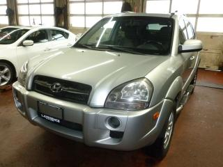 Used 2008 Hyundai Tucson Limited for sale in North York, ON