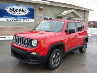 Used 2016 Jeep Renegade Sport for sale in Corner Brook, NL