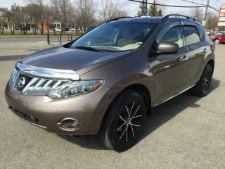 Used 2009 Nissan Murano SL AWD for sale in Laval, QC