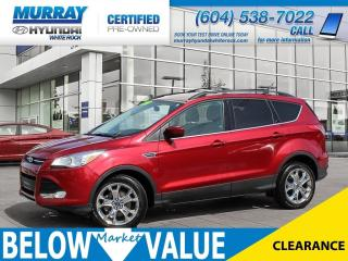 Used 2014 Ford Escape SE**NAVI**HEATED SEATS**BLUETOOTH** for sale in Surrey, BC