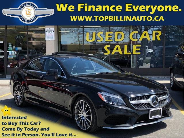 Used 2015 mercedes benz cls class cls550 4matic amg sports for Embrace by mercedes benz