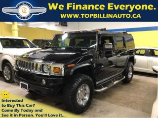 Used 2007 Hummer H2 with 3rd row for sale in Concord, ON