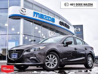 Used 2016 Mazda MAZDA3 GS,NO ACCIDENTS,0.9% AVAILABLE,REAR CAMERA for sale in Mississauga, ON