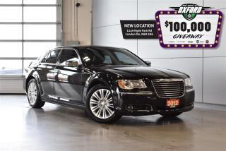 Used 2012 Chrysler 300C AWD - leather, GPS, Ventilated Seats, Back Up Cam for sale in London, ON