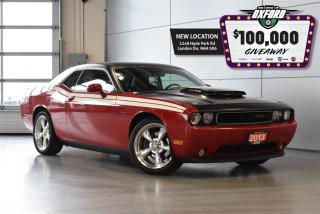 Used 2013 Dodge Challenger R/T - HEMI, Sunroof, Bluetooth, Leather for sale in London, ON