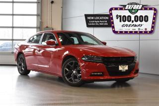 Used 2017 Dodge Charger SXT Rallye, V6, GPS, Sunroof, Back Up Cam, Parksen for sale in London, ON
