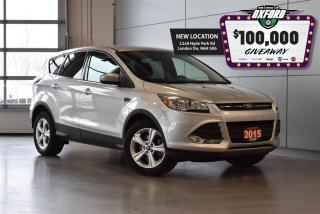 Used 2015 Ford Escape SE - FWD, trailer hitch, bluetooth, back up cam for sale in London, ON