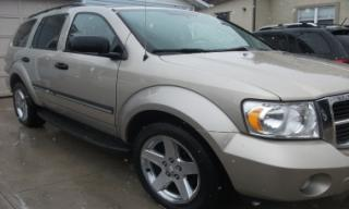 Used 2008 Dodge Durango SLT for sale in St Catharines, ON