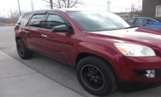 Used 2007 Saturn Outlook XE for sale in St Catharines, ON