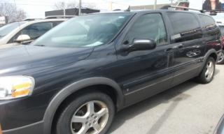 Used 2009 Pontiac Montana BASE for sale in St Catharines, ON