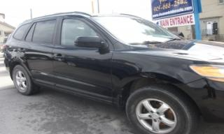 Used 2009 Hyundai Santa Fe GLS for sale in St Catharines, ON