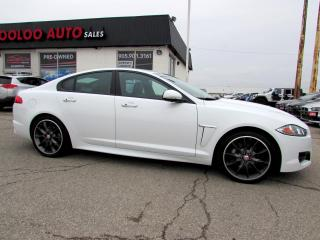 Used 2015 Jaguar XF-Series XF 3.0 Sport AWD NAVIGATION CAMERA CERTIFIED for sale in Milton, ON