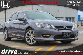 Used 2014 Honda Accord TOURING | TOP OF LINE | NAVIGATION for sale in Scarborough, ON