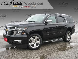 Used 2015 Chevrolet Tahoe LTZ NAV, LEATHER, CAM, LOADED for sale in Woodbridge, ON