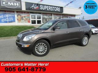 Used 2010 Buick Enclave CXL  AS IS (UNCERTIFIED) AS TRADED IN for sale in St Catharines, ON
