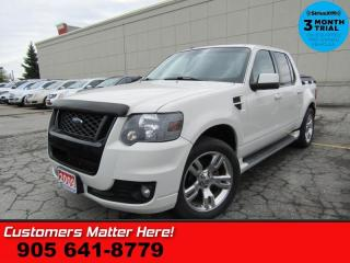Used 2009 Ford Explorer Sport Trac Limited  V8 4X4 LEATHER  ROOF POWER SEATS HEATED SEATS SYNC for sale in St Catharines, ON