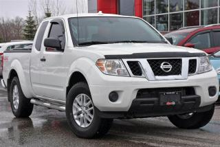 Used 2017 Nissan Frontier King Cab V6 4X4 for sale in Ajax, ON