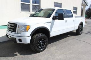 Used 2010 Ford F-150 SuperCrew Styleside 6.5 ft. for sale in Barrie, ON