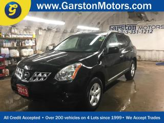 Used 2013 Nissan Rogue SPECIAL EDTION*AWD*POWER SUNROOF*PHONE CONNECT*KEYLESS ENTRY*CRUISE CONTROL*TRACTION CONTROL*CLIMATE CONTROL* for sale in Cambridge, ON