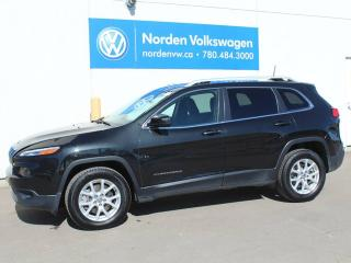 Used 2016 Jeep Cherokee NORTH 4X4 NO ACCIDENTS for sale in Edmonton, AB