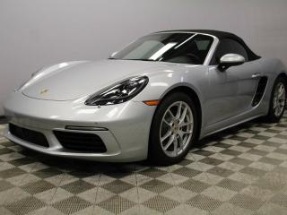Used 2017 Porsche Boxster 718 Base for sale in Edmonton, AB