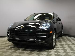 Used 2017 Porsche Macan Turbo for sale in Edmonton, AB