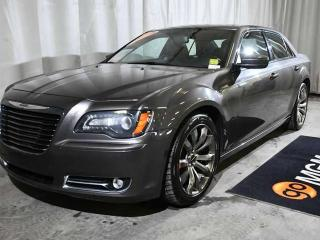 Used 2014 Chrysler 300 S for sale in Red Deer, AB